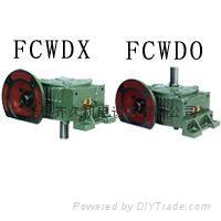 FCWDX蝸輪減速機