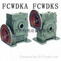 蜗轮减速机FCWDKA