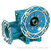 Aluminum Case Worm GearsNMRV40-30-F2