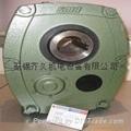 SMR轴装式斜齿轮减速机