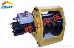 水井鑽機專用液壓絞車