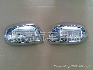 卡罗拉2011全套电镀装饰件 4