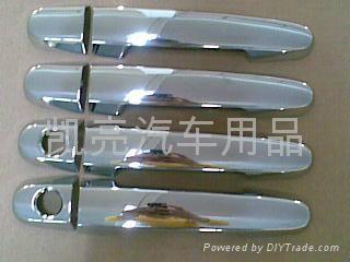 卡罗拉2011全套电镀装饰件 3