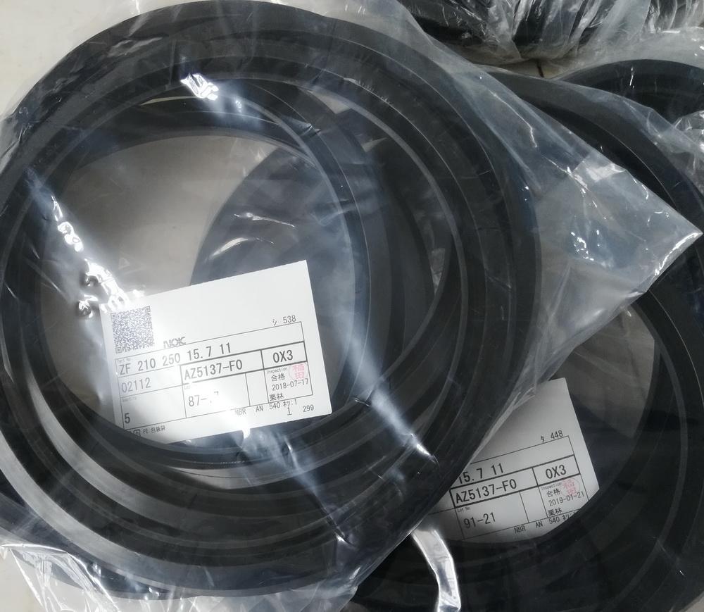 日本NOK品牌Z型圈和VR-A型防塵密封圈 1