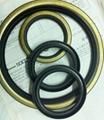 日本NOK品牌VB型外鐵殼小截面油封 1