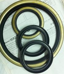 日本NOK品牌VB型外鐵殼小截面油封