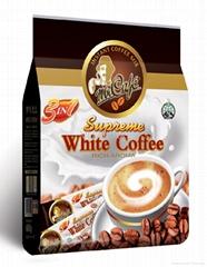 咖啡先生至尊白咖啡