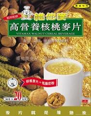 维他麦核桃麦片