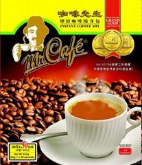 咖啡先生三合一速溶咖啡饮料