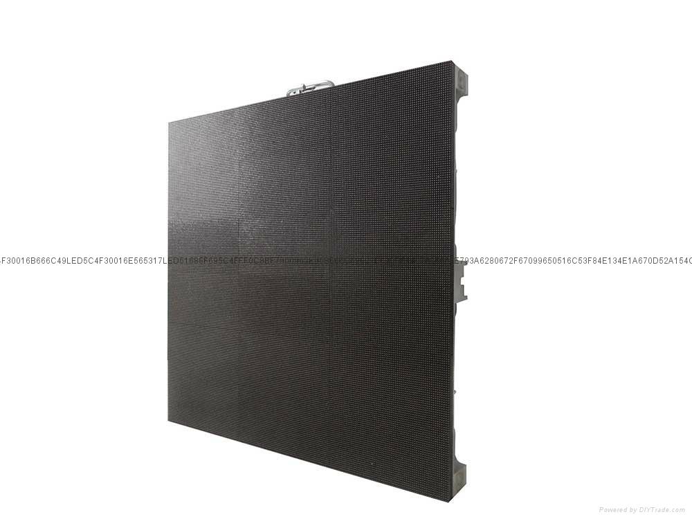 武漢LED全彩屏 P2.0立式廣告屏 5