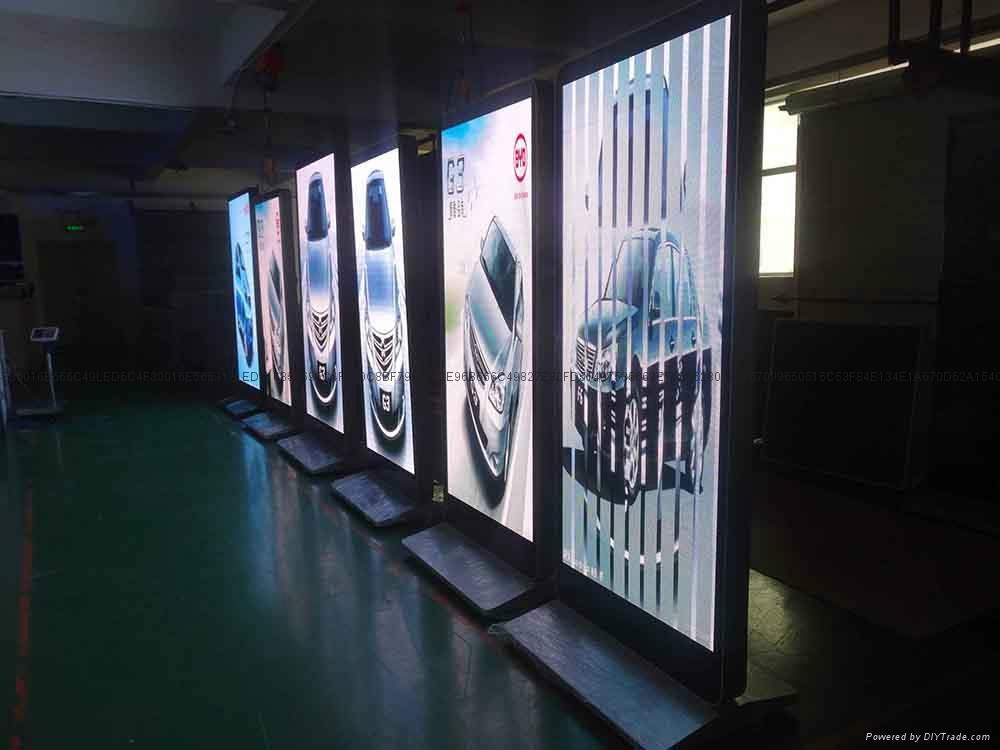 武漢LED全彩屏 P2.0立式廣告屏 4