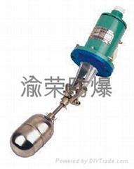 上海厂家全国特价直供BUQK系列防爆浮球液位控制器