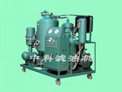 Turbine oil special-purpose oil filter machine