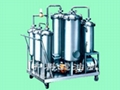 Anti-fuel oil oil filter machine     1