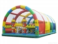 Inflatable Amusement Parks