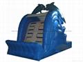 充氣水滑梯