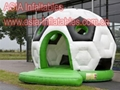 2014 Hot Selling Inflatable Football Bouncer for Kids