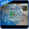 Transprent inflatable bumper ball ball for grassland games