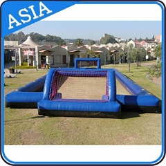 Outdoor Inflatable Football Field For