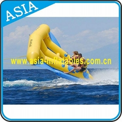 Inflatable Flying Fish Boat For Water Sports Games