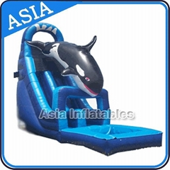 FreeStyle Cruiser Inflatable Water Slide for Yachts