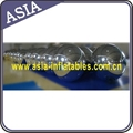 Silver Mirror Inflatable Advertising Balloons For Party supplier