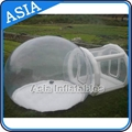 2015 cheap inflatable bubble tent for