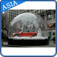bubble tent/ inflatable car cover