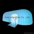 Inflatable Pods Meeting Cocoon Room