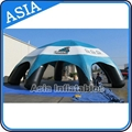 Inflatable spider dome for promotion