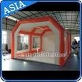 inflatable workshop tent
