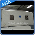 inflatable mobile hospital for emergency