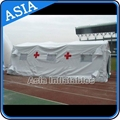 outdoor inflatable medical tent for