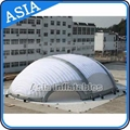 Giant inflatable sturcture tent turtle