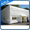 Inflatable cube tent big event