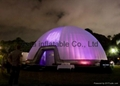 Inflatable Outdoor igloo tents portable