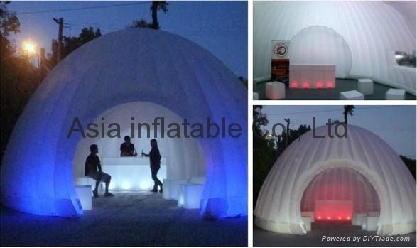 air structure inflatable dome 1