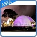 LED Inflatable Igloo Dome Tent