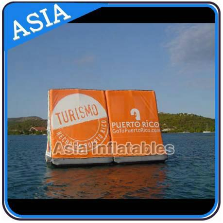 Air Sealed Billboard Floating on Water for Outdoor Advertising 2