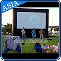 Outdoor Inflatable Movie Screen,Inflatable Screen for Sports Broadcast