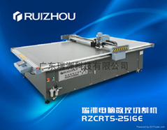 Multi layer cutting machine, non-woven fabric cutter