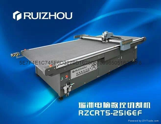 Soft glass cutting machine, PVC plastic table mat cutting machine 1