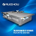 Hollow plastic plate cutting machine, plastic plate cutting machine