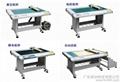 FPC柔性電路板高精度模切切割機 PC電子薄膜切割機 2