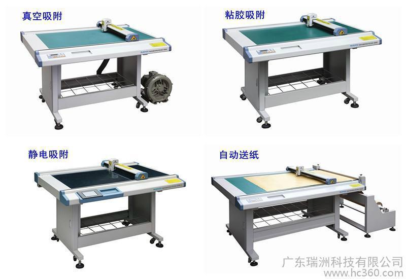 皮革切割機 紙樣打版機 下料機 瑞洲科技