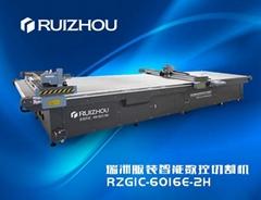 瑞洲科技服装单层切割机