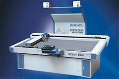Ruizhou CNC Oscillating Knife Leather Cutting Machine