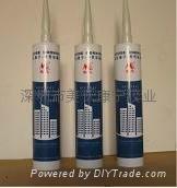 优质环保中性耐候密封玻璃胶 3