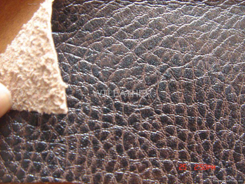 Synthetic Leather China Manufacturer FOR SOFA Pu