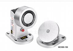 供應力士堅電鎖電磁門吸120kgMC300-150電磁釋放器